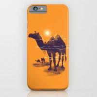 Walking Pyramid iPhone 6 Slim Case