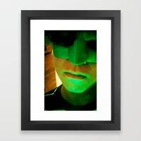 VICENZO LANTERN Framed Art Print