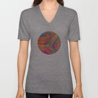 Unisex V-Neck featuring Untitled by Djuno Tomsni
