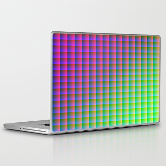 RGB Laptop & iPad Skin