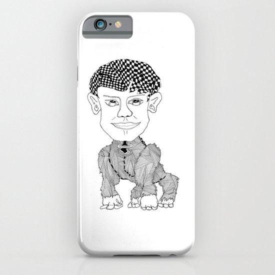 Monkey Boy iPhone & iPod Case