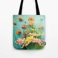 I Carry You With Me Into… Tote Bag