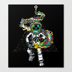 Space Madness! Canvas Print