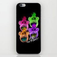 Kal The Monkey - Kal War… iPhone & iPod Skin