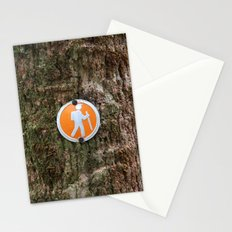 Florida Hike  Stationery Cards