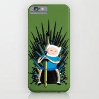Finn / Game thrones iPhone & iPod Case