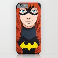 Batgirl iPhone 6 Slim Case