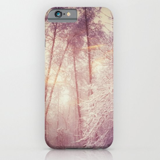 My magic forest iPhone & iPod Case
