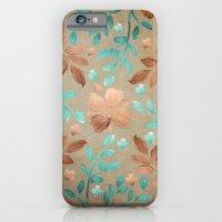 Copper Autumn iPhone 6 Slim Case