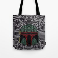 Boba Effect Tote Bag