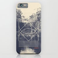 iPhone & iPod Case featuring Quietude by Speakerine / Florent Bodart