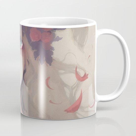 Le grand départ... Mug