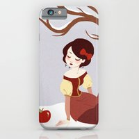 Skin White as Snow iPhone 6 Slim Case
