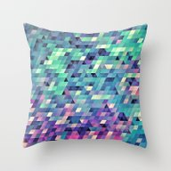 Vyry_cyld Throw Pillow