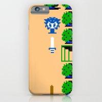iPhone & iPod Case featuring Minion's Last Rites: Zelda's Octorok by tessellate
