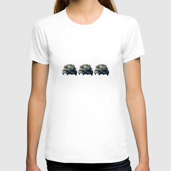 Old street that vanishes T-shirt