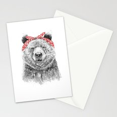 Break the rules (without text) Stationery Cards