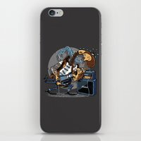 The Offender iPhone & iPod Skin