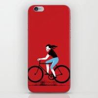 Ride or Die No. 2 iPhone & iPod Skin
