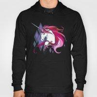Pink Unicorn Hoody