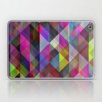Winter Geometric 2 Laptop & iPad Skin