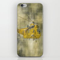 RAF Rescue iPhone & iPod Skin