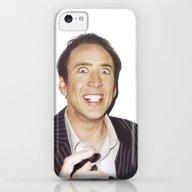 Nicolas Cage iPhone 5c Slim Case
