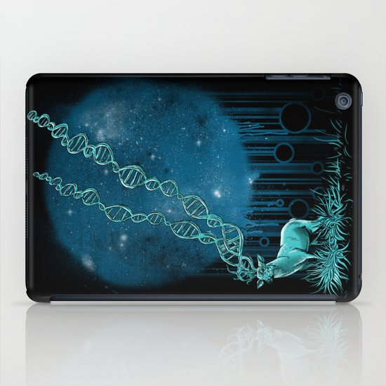 DNA Deer iPad Case