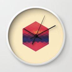 Exagon V.1 Wall Clock