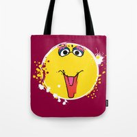 Big Bird Splatt Tote Bag