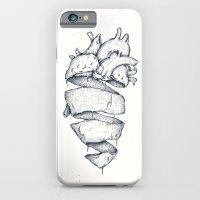 iPhone & iPod Case featuring Heartbreaker by Mike Koubou