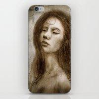 Lady Day iPhone & iPod Skin