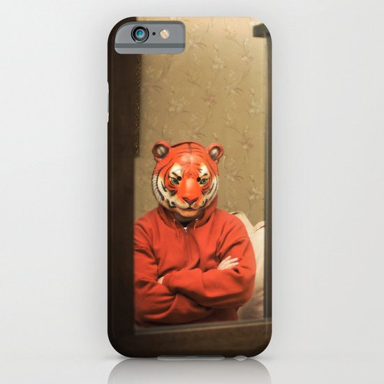 He Waits Silently  iPhone & iPod Case