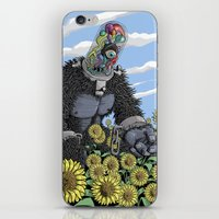 The Unshackled Dream iPhone & iPod Skin