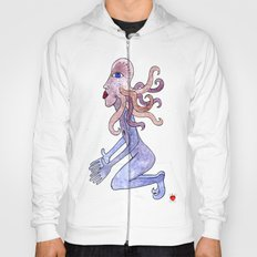 Octopus man can't wait no more Hoody