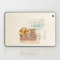 Illustration Friday- Des… Laptop & iPad Skin