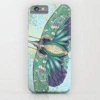 Hotinus Maculatus ~ Blue Version iPhone 6 Slim Case