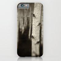 Silver Birch iPhone 6 Slim Case