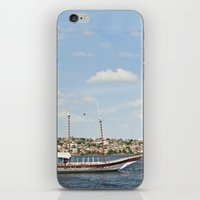 Ribeira iPhone & iPod Skin