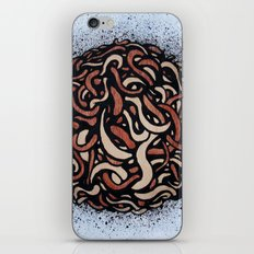 Collective Consciousness Dissection 4 iPhone & iPod Skin