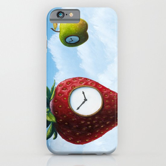 D (StrawberryClock's Dream) iPhone & iPod Case