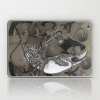 Holy Mother Of HipHop Bl… Laptop & iPad Skin