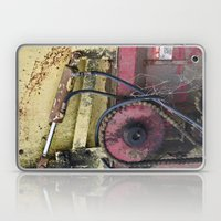 Danger Laptop & iPad Skin