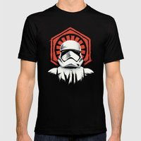 First Order Mens Fitted Tee Black SMALL