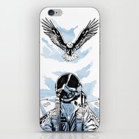 He's On Me Tight, I Can'… iPhone & iPod Skin