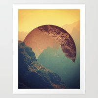 Esfera Art Print