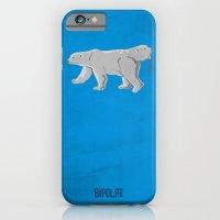 iPhone & iPod Case featuring BIPOLAR by Alejandro Ayala