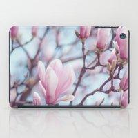 Magnolia Blossom iPad Case