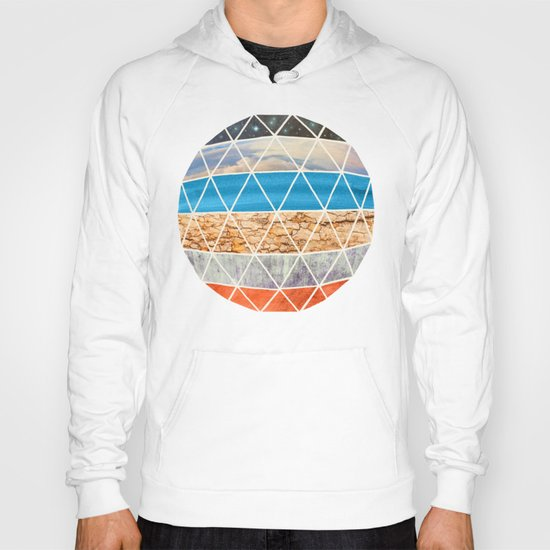 Eco Geodesic  Hoody