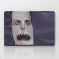 Count Dracula iPad Case